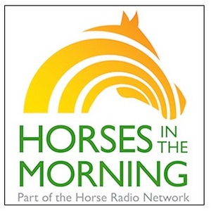 Horses in the Morning show logo