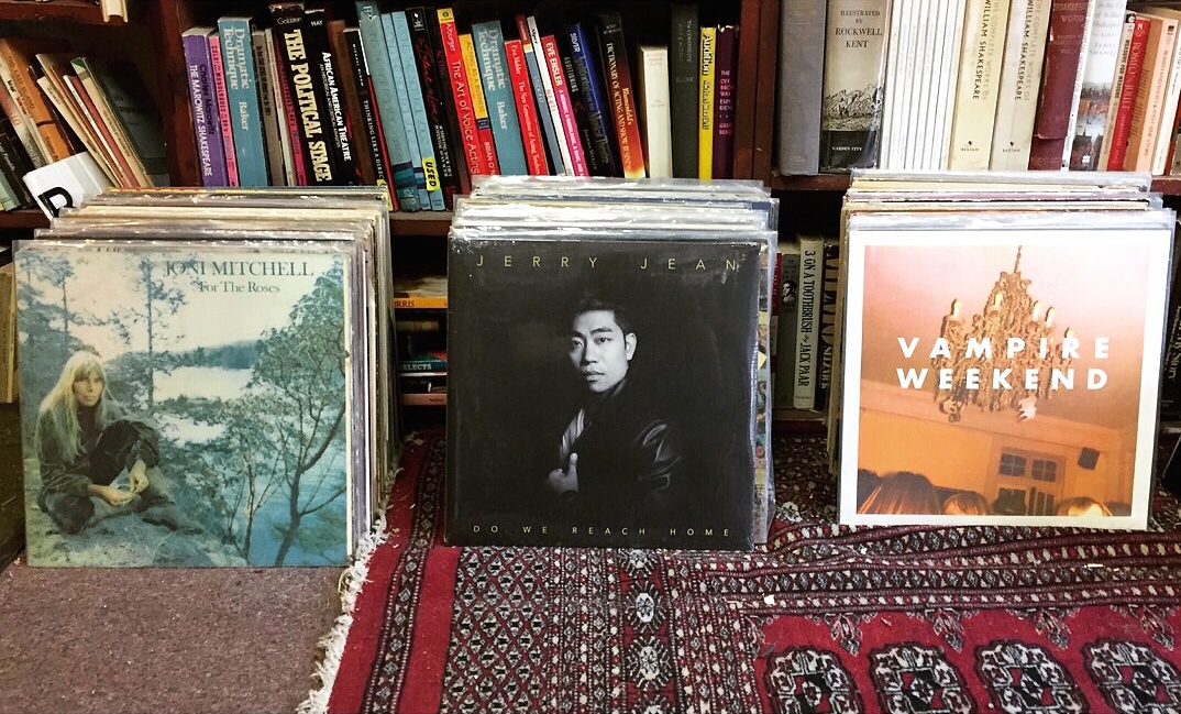 """Do We Reach Home"" at Westsider Records in NYC"