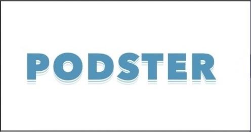 Podster logo