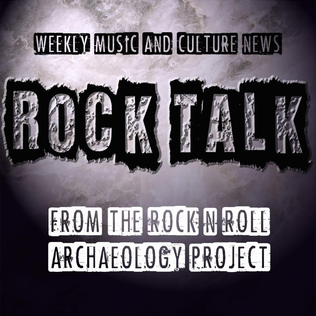 Rock Talk logo