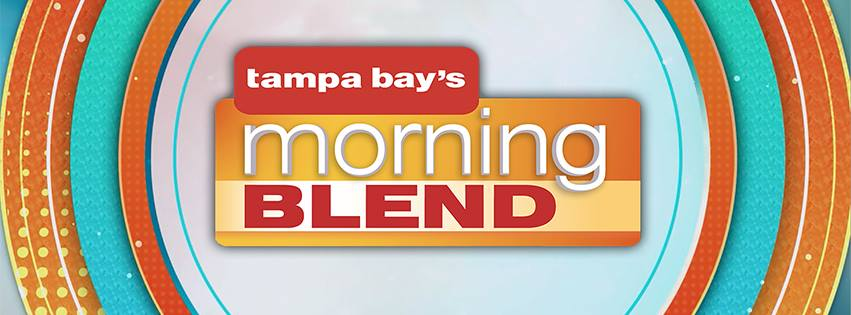 Tampa Bay's Morning Blend logo