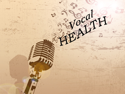 Vocal health image