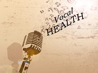 Vocal health image