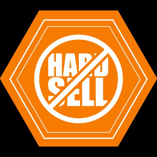 No Hard Sell