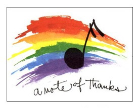 Note of Thanks image